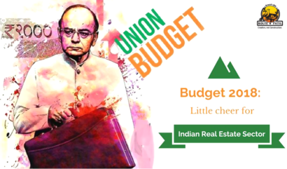 What's In Store For Indian Real Estate After Budget 2018?