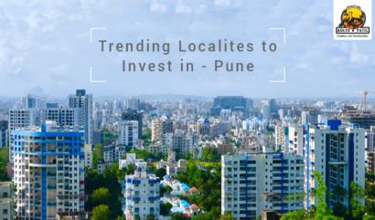 Localities That Are Most In Demand For Residential Properties In Pune