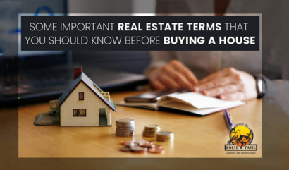 Real Estate Terms All Home Buyers Should Know