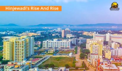Hinjewadi's Rise And Rise