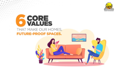 6 Core Values That Make Our Homes, Future-Proof Spaces