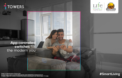 Live Intelligently at Life Republic iTowers
