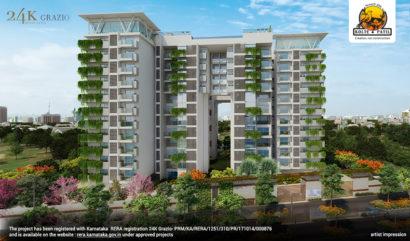 24K Grazio-A Premium Lifestyle In Kormangala, Home To The City's Finest!