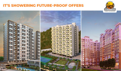 It's Showering Future-Proof Offers At Kolte Patil