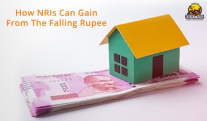 How NRIs Can Gain From The Falling Rupee