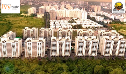 Kolte Patil IVY Estate Wagholi – A Mesmerizingly Glorious Township