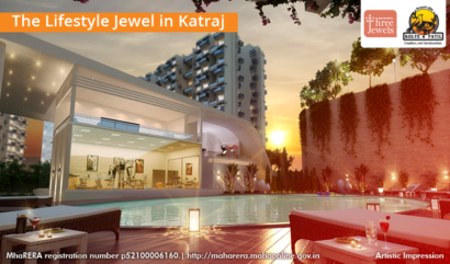 The Lifestyle Jewel In Katraj