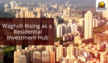 Wagholi's Transformation Into A Residential Hub