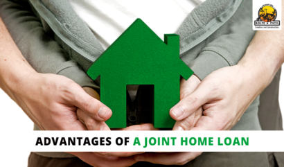 Advantages Of A Joint HomeLoan