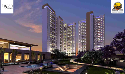 5 Advantages Of Owning A   Home In Tuscan Estate, Kharadi