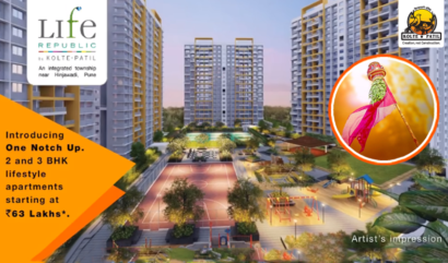 Book A Home This Gudi Padwa & Take Your Life One Notch Up