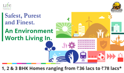 Pune's Finest Township – Life Republic, An Environment Worth Living