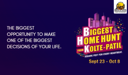 The BHK (Biggest Home Hunt From Kolte-Patil) Campaign