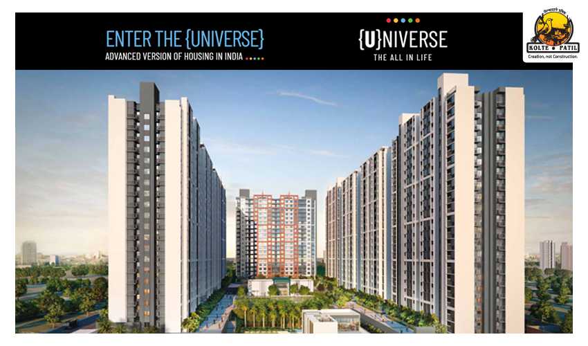 Elevate your Lifestyle at Life Republic's The Universe