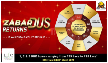 Get Ready for Extravagance as ZABARDUS Returns With 10 Never Before Deals At Pune's Finest Township