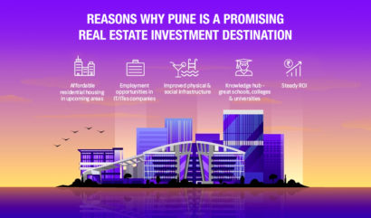 Reasons Why Pune Is A Promising Real Estate Investment Destination