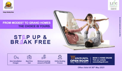 Don't miss out on best in class Apartments at Never-Before Deals, Step Up 2.0 waiting for you at Life Republic Township