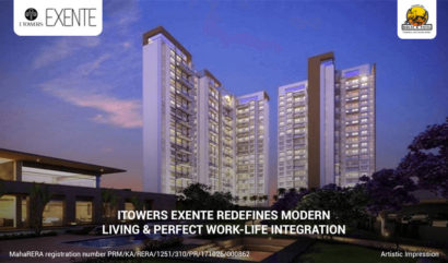 ITowers Exente Redefines Modern Living & Perfect Work-Life Integration