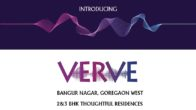 Verve by Kolte-Patil's Thoughtful Residences don't seek Happiness but Infinite Bliss of serene views reach daily